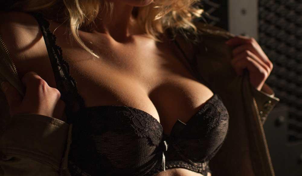Gel breast augmentation